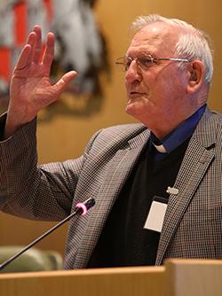 Fr. Michael Conaty MBE
